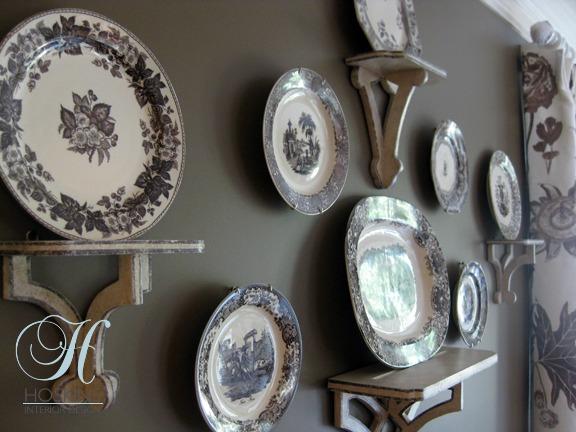Antique Plates Beauchamps